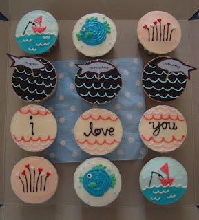Cupcake Dazzle Birthday Cupcakes For Kak Na S Husband