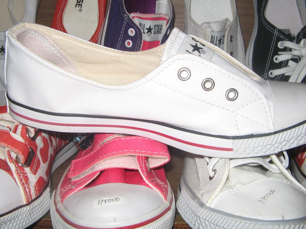 Galeri Converse Galeri Converse Sepatu Sandal Dan Flat