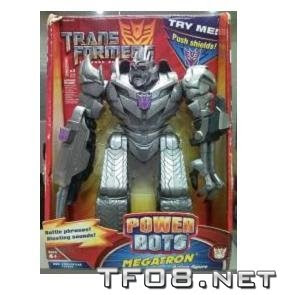 Power Bots Megatron