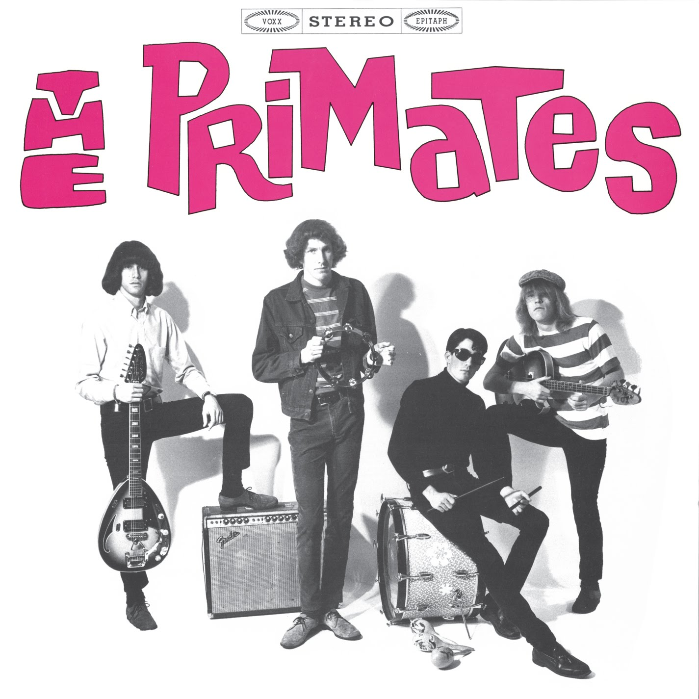Power Pop Lovers The Primates We Are The Primates