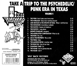 Power Pop Lovers Texas Flashback Vol 4