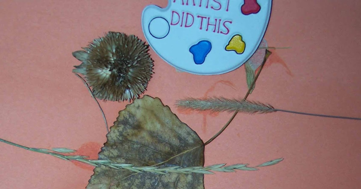 Children's Learning Activities: Leaf Man