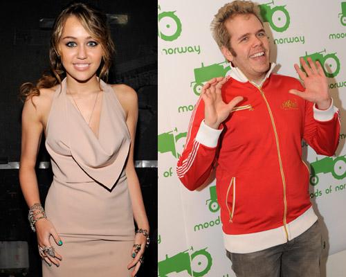 Miley cyrus perez hilton upskirt picture