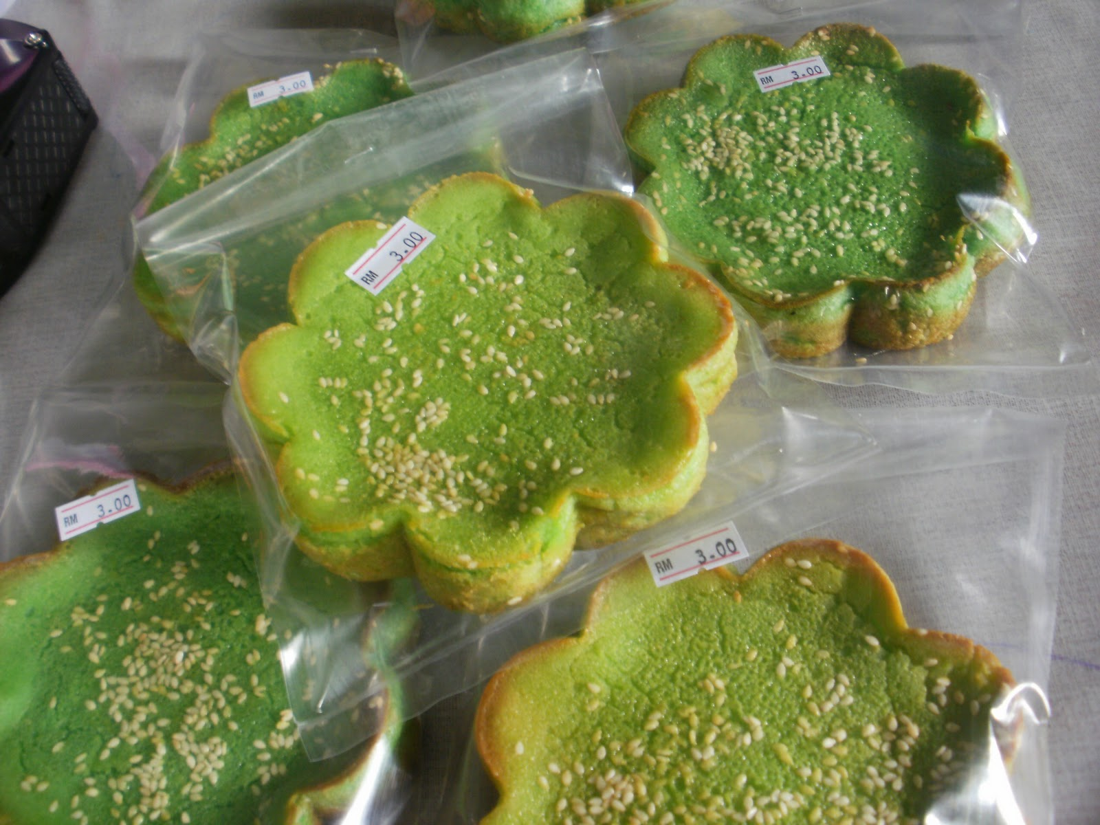Hanan HOMEBASE Bakery: Kuih Tradisional