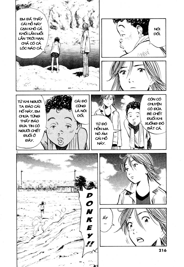 20th Century Boys chapter 157 trang 19