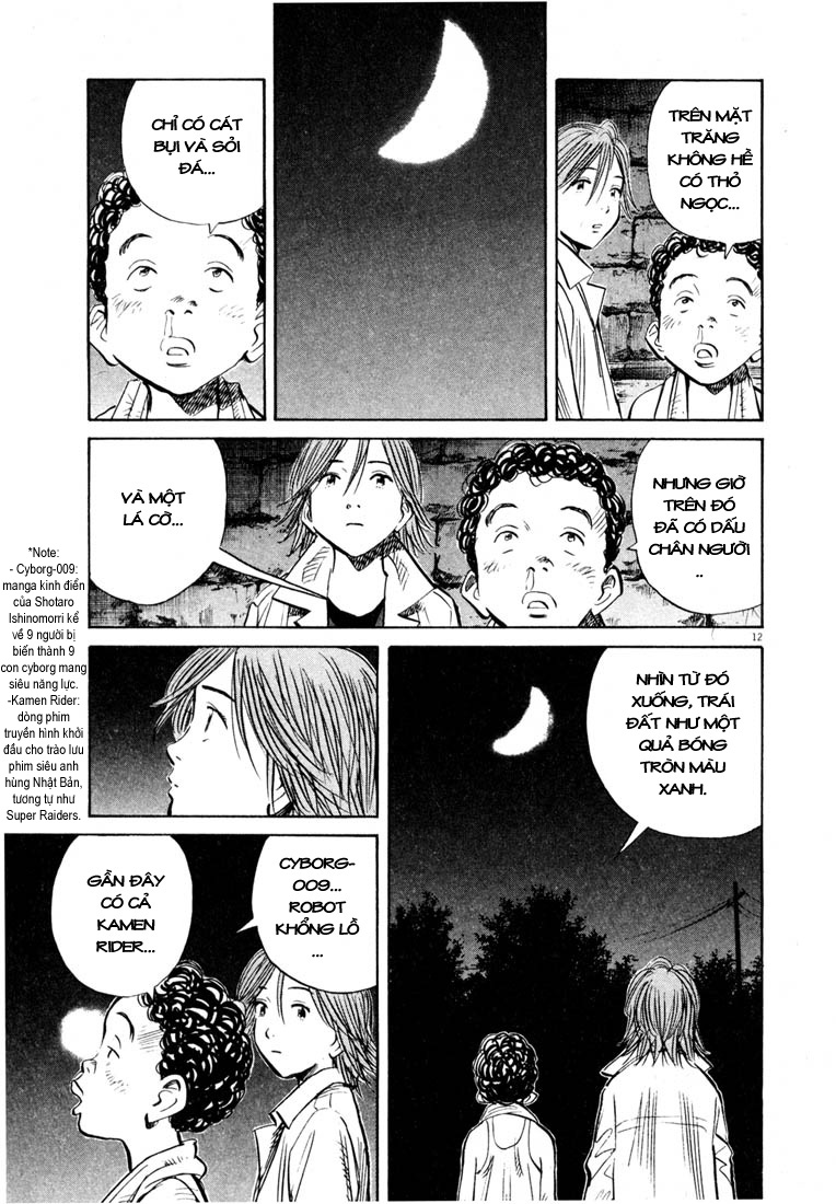 20th Century Boys chapter 157 trang 25