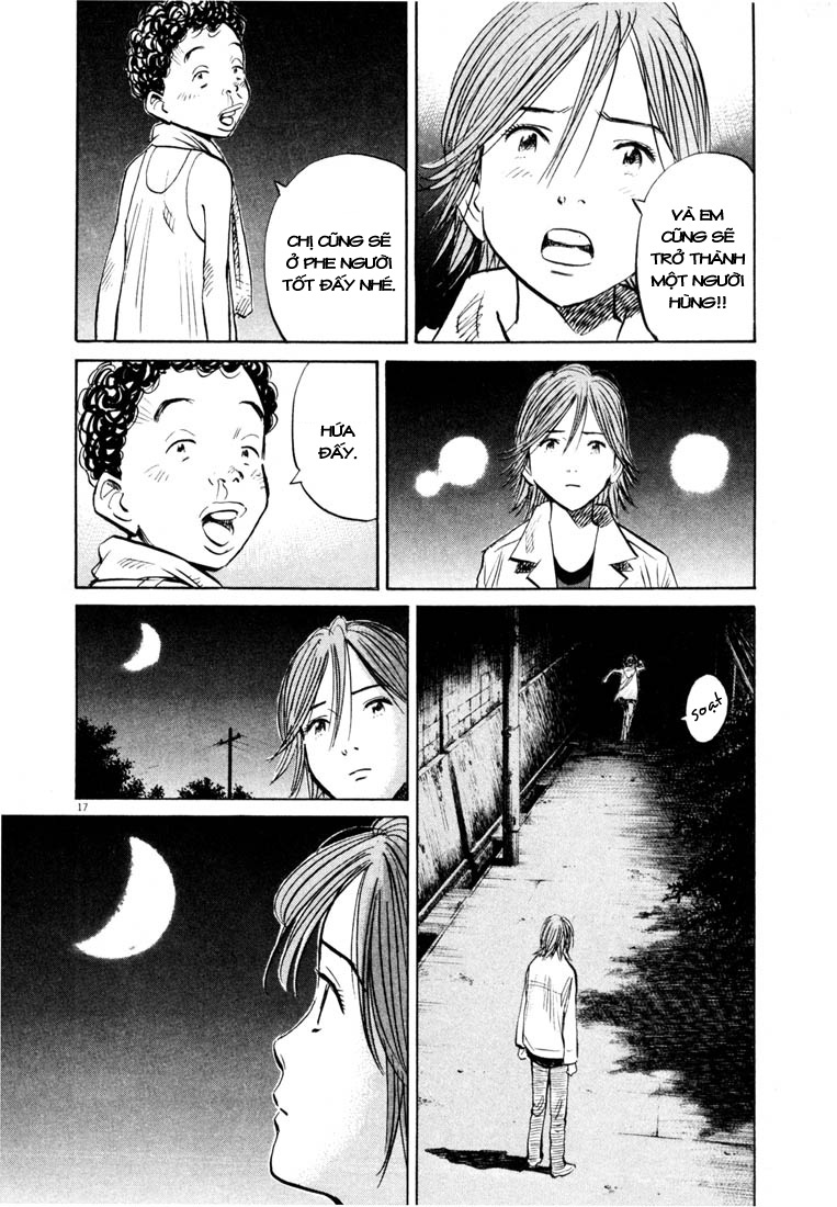 20th Century Boys chapter 157 trang 35