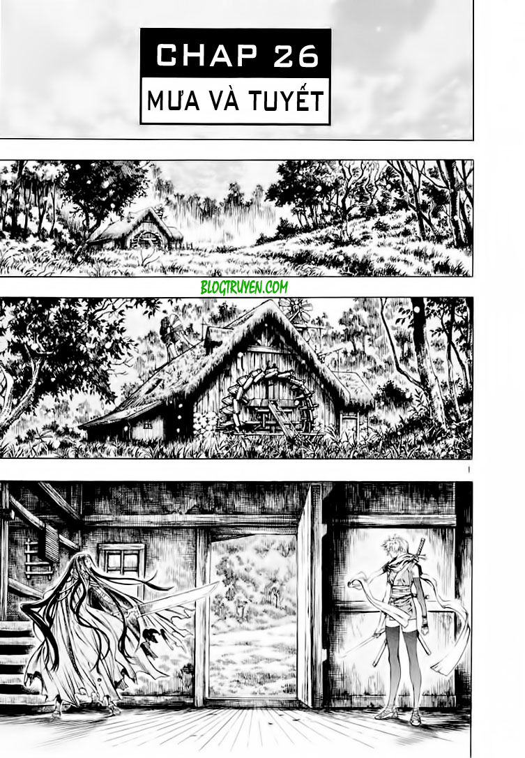 Ám Hành Ngự Sử chap 25 trang 1