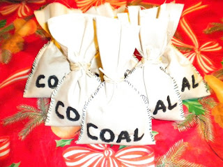 No Wooden Spoons Candy Coal