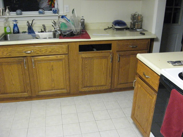 Diy Disaster Avoidance Cutting The Cabinet Space For The