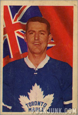 1963-64 Parkhurst #11 – William Harris
