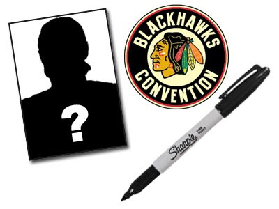 Who's Signing 'Graphs at the 'Hawks Con?