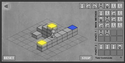Internet's Best Secrets: Light Bot Flash Game
