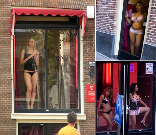 сколько стоит праститутка в голландии