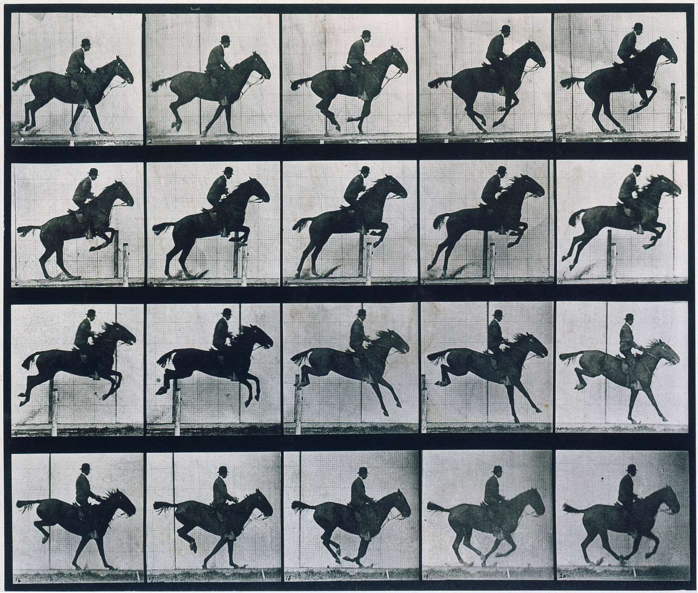 Motion Picture Movies (1920's)