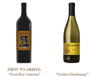 Les Compagnons Wine, see site to buy online or at your local wine shop.