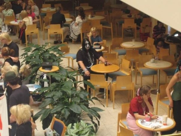 Funny Food Court Names