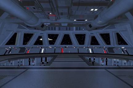 CSD Studios: Improved Star Destroyer Bridge