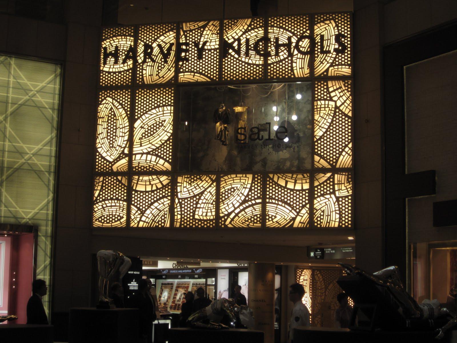寫給雨季的歌: 香港置地廣場之 Harvey Nichols Fourth Floor 午間套餐