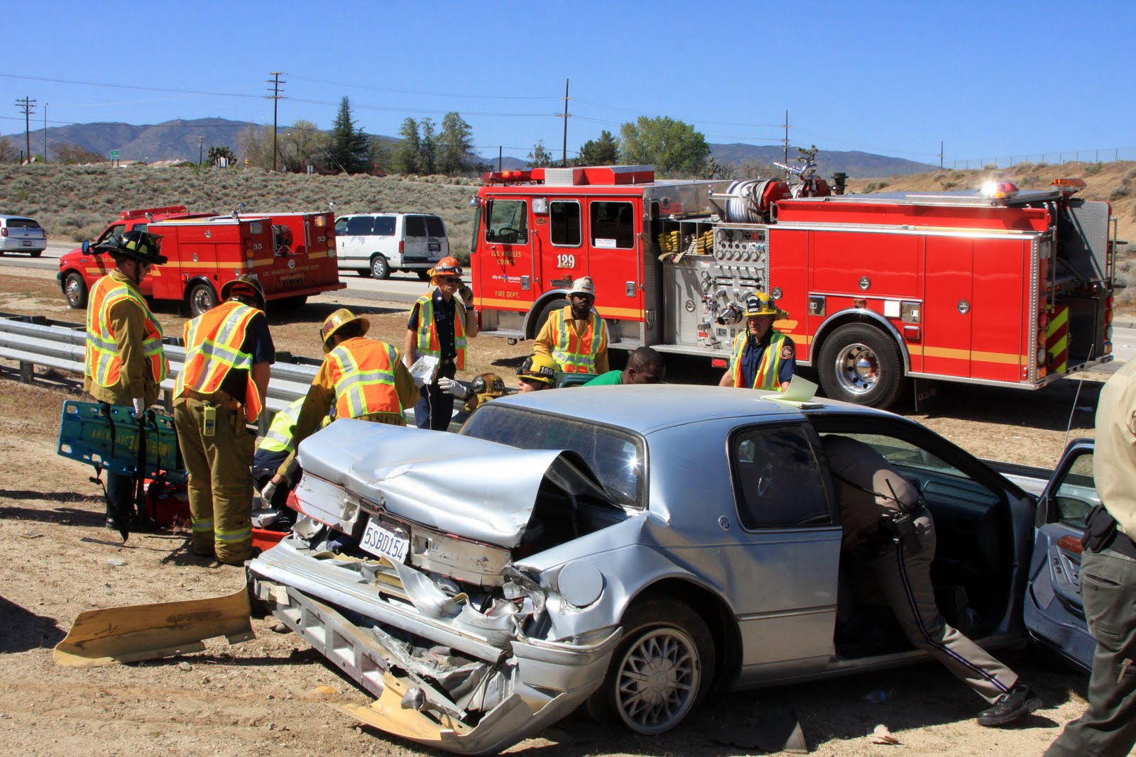 Zimmerman Media Llc Injury Traffic Accident 14 Freeway At