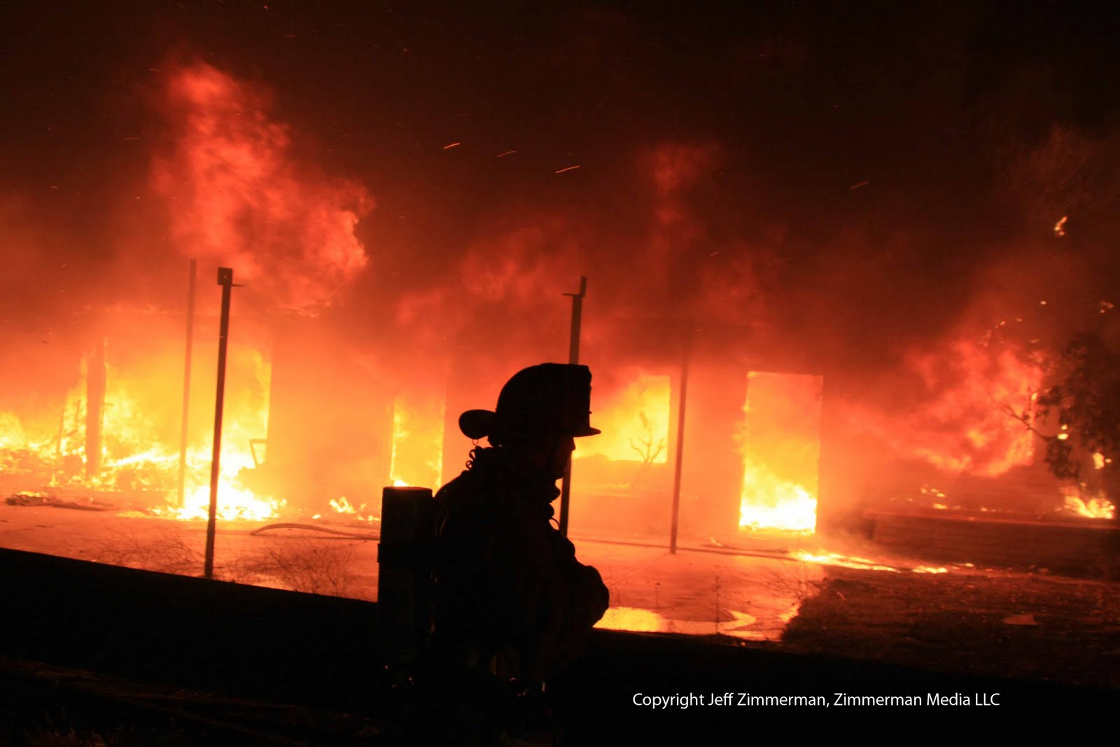 Zimmerman Media Llc Structure Fire Lacofd 37 S P 8 And