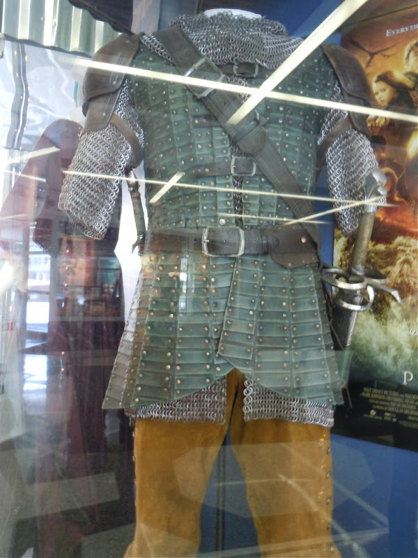 Ben Barnes Prince Caspian Battle Armour costume