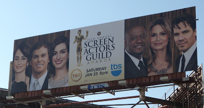 16th annual Screen Actors Guild Awards billboard