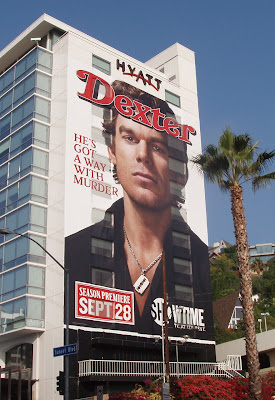 Dexter TV billboard