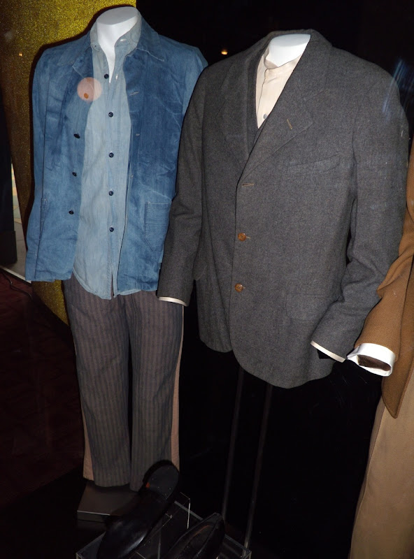 Paul Newman and Al Jolson movie costumes