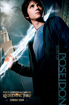 Percy Jackson poster