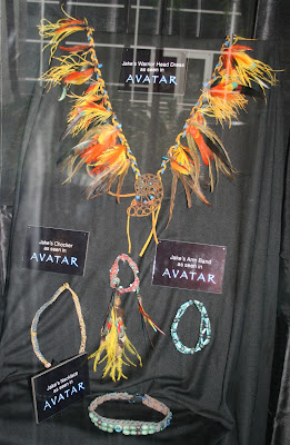 Avatar Jake Sully movie accessories