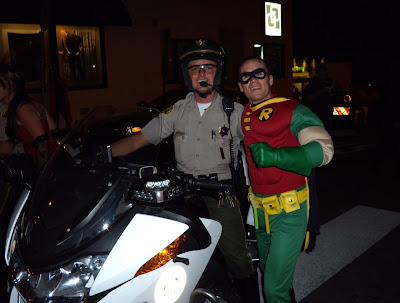 WEHO Halloween 09 crime fighters