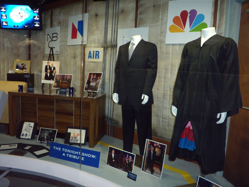 Tonight show Tribute Universal Studios Hollywood