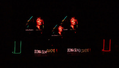 Donna Summer in concert at The Hollywood Bowl, Saturday 23 August 2008