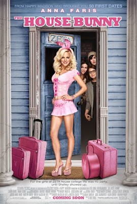 The House Bunny movie poster