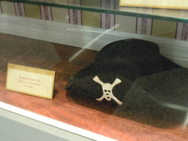 Blackbeard's Ghost tricorn hat