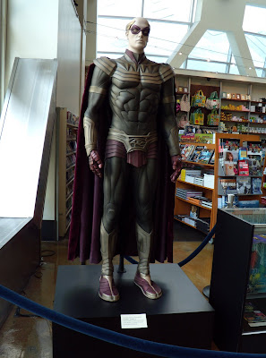 Ozymandius Watchmen movie costume
