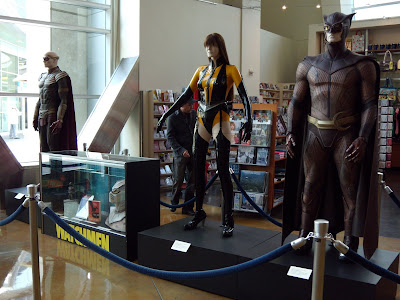 Watchmen original movie costumes