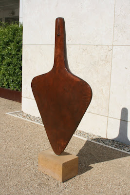 Large metamorphic Venus bronze sculpture
