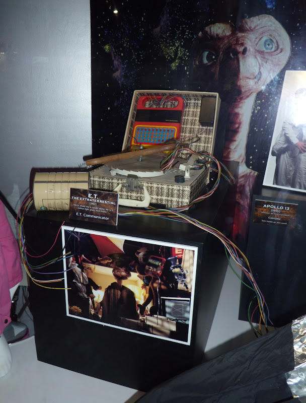 Original ET communicator movie prop