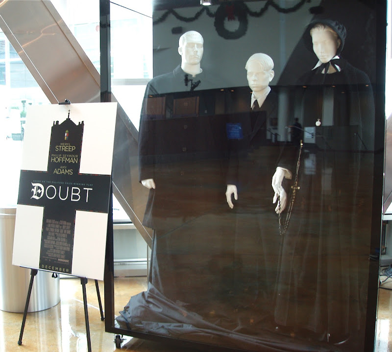 Original Doubt film costumes