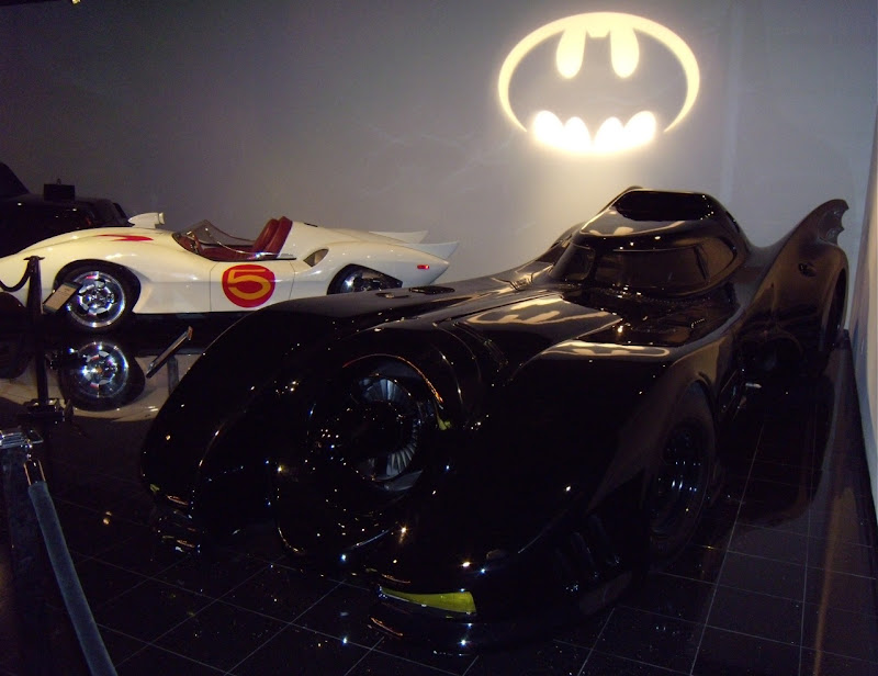 Batman 1989 Batmobile movie car
