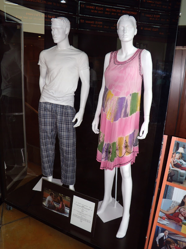 Original Away We Go film costumes for John Krasinski and Maya Rudolph