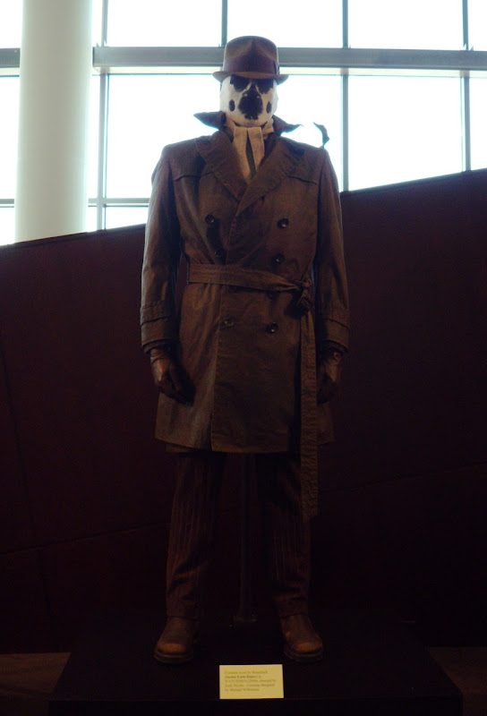 Actual Rorschach Watchmen film costume