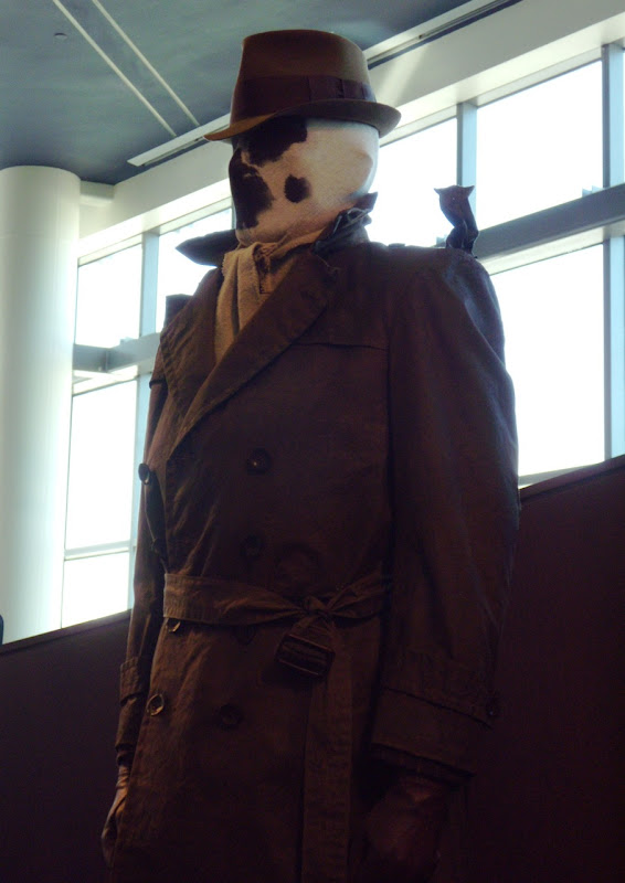 Actual Rorschach Watchmen outfit
