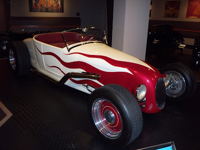 1927 Ford Roadster car