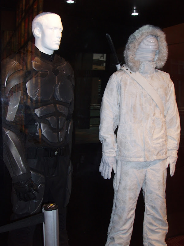 GI Joe film costume display