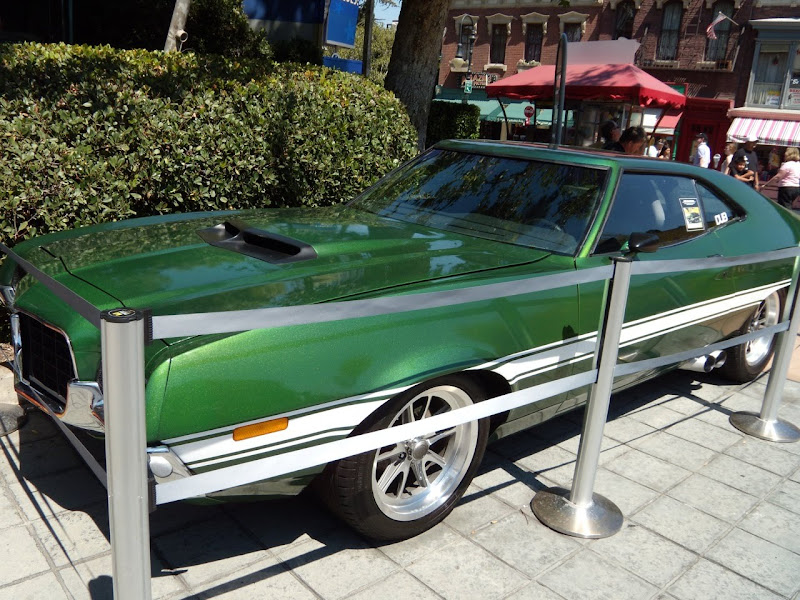 Fast and Furious 1972 Ford Torino film car