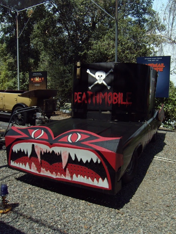 Animal House Deathmobile movie car