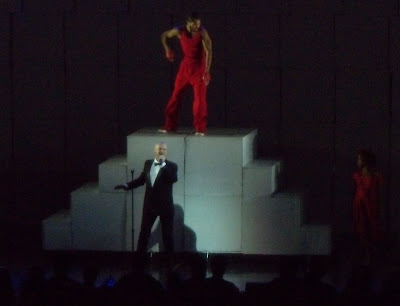 Greek Theatre concert with Neil Tennant
